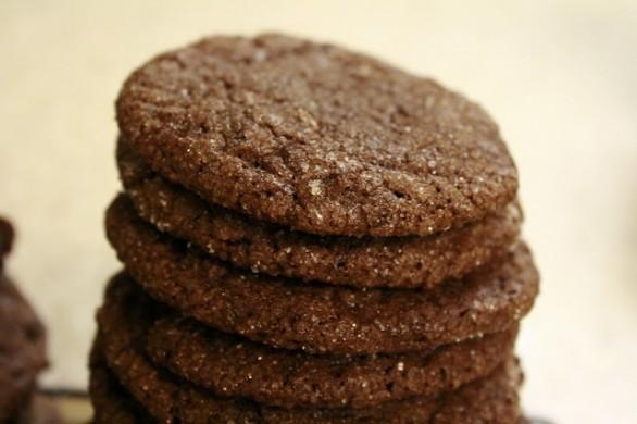 biscotti crusc di grano tenero e cioccolato