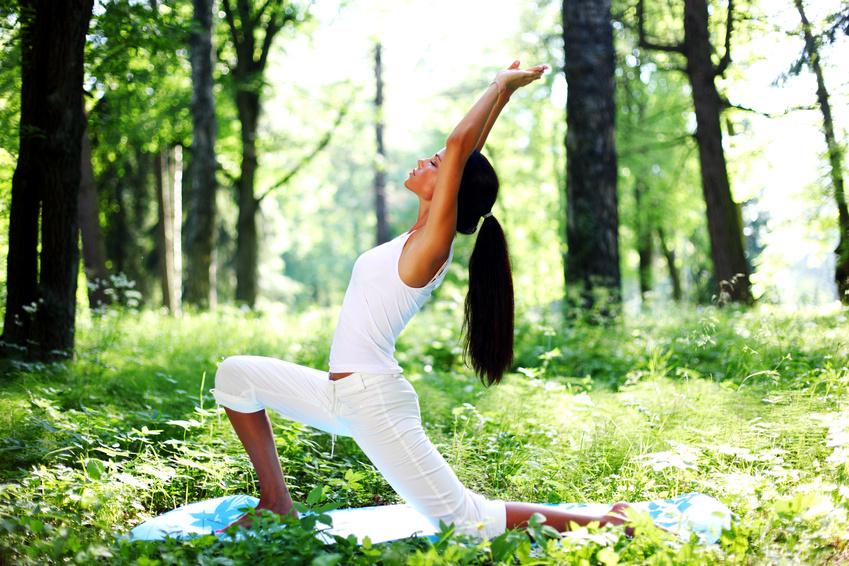 relax hatha yoga